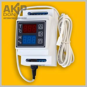 ИРТВ-02 (Si) AKIP-DON измерители-регуляторы температуры и влажности