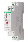 Автомат защиты электродвигателей CKF-317