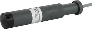 LMP 808 Погружной зонд для измерения уровня с мембраной из нержавеющей стали и в корпусе из PVC