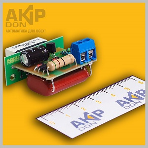 Вольтметр переменного тока В AKIP-DON