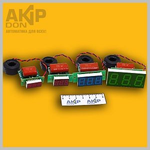 Амперметр переменного тока (А-028, А-036, А-056, А-08) AKIP-DON