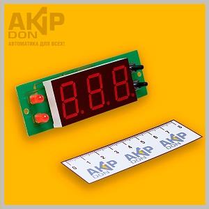 ВАВПТ-08 AKIP-DON вольтметр-амперметр-ваттметр постоянного тока
