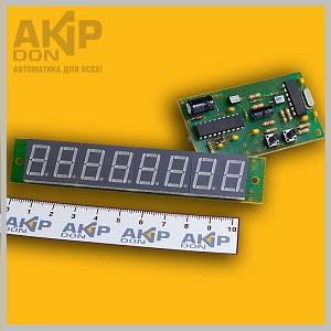 Профи LED частотомер AKIP-DON