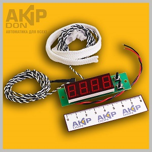 ВИВ-1 AKIP-DON встраиваемый гигрометр-термометр