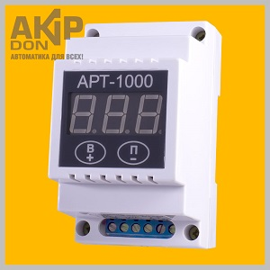 АРТ-1000 AKIP-DON реле тока