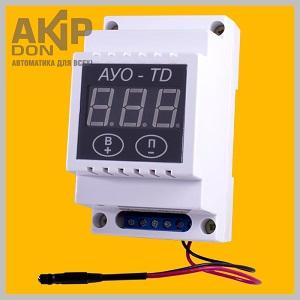 АУО-TD AKIP-DON фотореле с таймером выключения