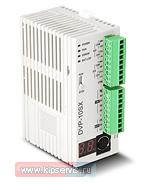 ПЛК Delta Electronics серии S DVP-SX2 с расширенным набором функций с аналоговыми входами/выходами