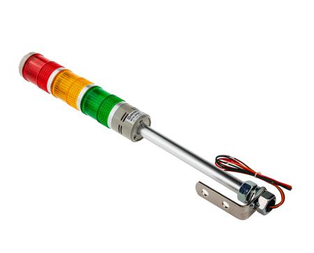 MT45-RYG220 Meyertec светосигнальная колонна 220В AC