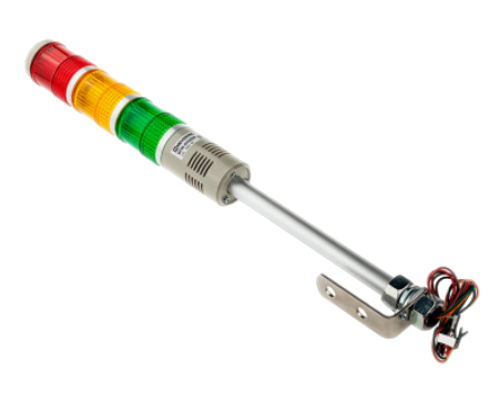 MT45-RYG24B Meyertec светосигнальная колонна с зуммером