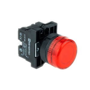 MTB2-EV634 Meyertec сигнальная лампа красного цвета
