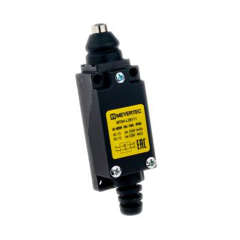 MTB4-LZ8111 концевой выключатель с нажимной кнопкой Meyertec