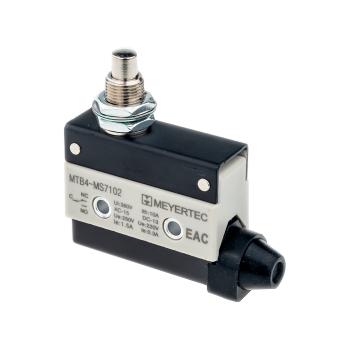 MTB4-MS7102 концевой выключатель плунжер Meyertec