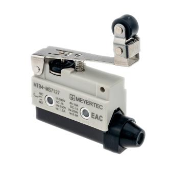 MTB4-MS7127 концевой выключатель рычаг с поворотным роликом Meyertec
