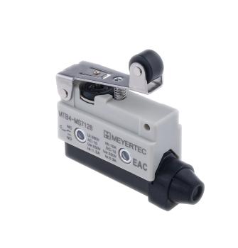 MTB4-MS7128 концевые выключатели с укороченным рычагом с роликом Meyertec