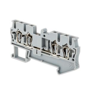 MTS-FO2.5 четырёхпроводная пружинная клемма Meyertec