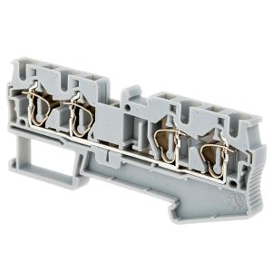 MTS-FO4 четырёхпроводная пружинная клемма Meyertec
