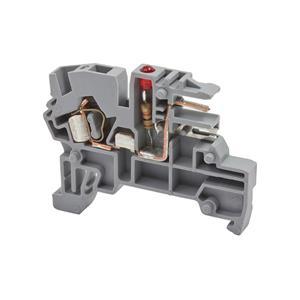 PCY 2,5 L пружинная клемма с разъемным выводом серии PCY Klemsan