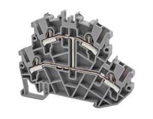 PYK 2,5-2FK двухъярусная клемма прижимного типа Klemsan