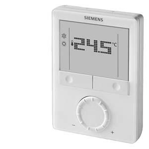 RDG400 Комнатный термостат' AC 24 V' VAV системы отопление и охлаждение Siemens