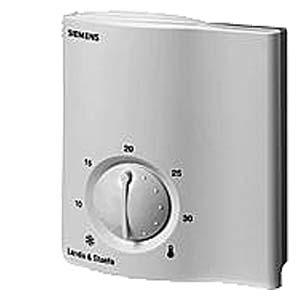 RCU10 - Универсальные контроллеры комнатной температуры для 4-трубных фэнкойлов Siemens