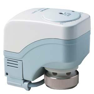SSP31 - Электромоторный привод, AC 230 V, 3-точечный Siemens