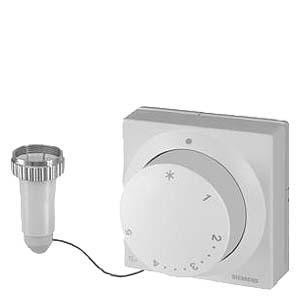 RTN81 - Термостатические приводы с удалённым задатчиком  Siemens