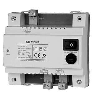 SEM62.2 трансформатор с выключателем и заменяемым предохранителем Siemens