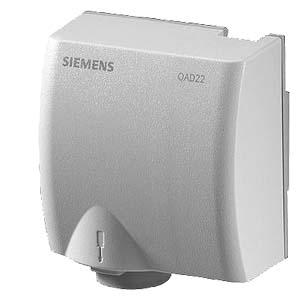 QAD2010 - Накладной датчик температуры Pt100 Siemens
