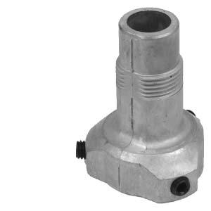 ASK30 - Адаптер для старых моделей клапанов Landis&Gyr  Siemens