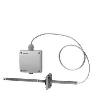 QVM62.1 - Канальный датчик скорости воздушного потока Siemens