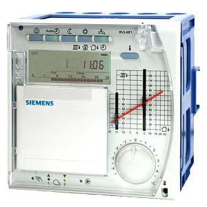 RVL481 - Контроллер теплоснабжения Siemens