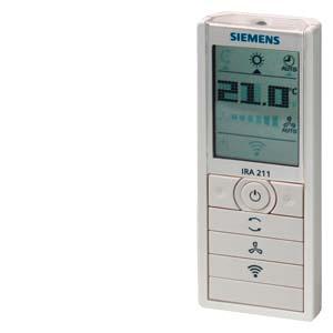 IRA211 - Инфракрасное управление комнатными термостатами Siemens