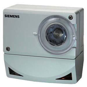 TRG2 - Комнатный термостат (промышленная модель) oдноступенчатый Siemens