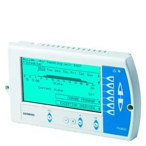 PXM20-E - Панель оператора с BACnet/IP Siemens