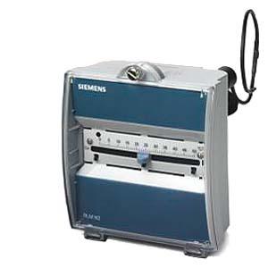 RLM162 контроллер температуры в воздуховоде Siemens