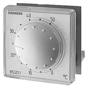 BSG21.1 - Задатчик уставки, пассивный, диапазон 0...50° C (изменяемый) Siemens