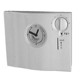 RAV11.1 - Аналоговый контроллер температуры в помещении с 24-часовым таймером Siemens