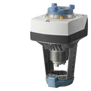 SAX61.03 - Электромоторный привод, 800 Н, 20 мм, AC/DC 24 V, DC 0…10 V / DC 4…20 мА, 30 с  Siemens
