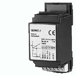 SEM61.4 - Преобразователь сигнала DC 0…10 V или DC 0 / 10 V в AC 0 / 24 V Siemens