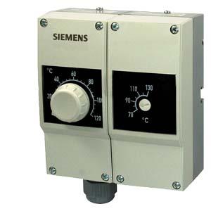 RAZ-TW.1000P-J - Контроллер температуры Siemens