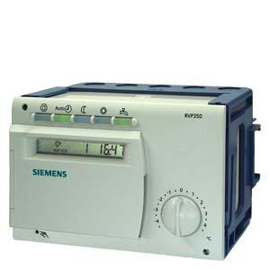 RVP351 контроллер отопления для 1 отопительного контура и ГВС Siemens