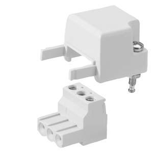 ASY99 - Клеммный блок 3 точки, AC 24 V для SSA61../SSB61../SSP61.. Siemens