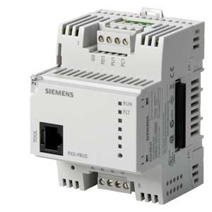 PXX-PBUS Desigo модуль расширения для модулей PTM I/O Siemens