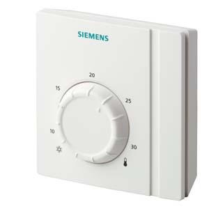 RAA21 электромеханический комнатный термостат Siemens