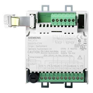 RXC41.5 модуль расширения для управления жалюзи Siemens
