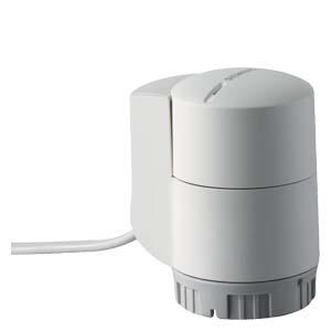 STA23 - Электротермический привод, AC 230 В, НЗ, 2P, 1 м Siemens