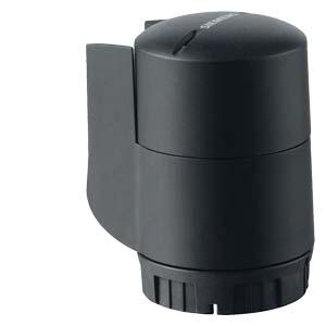 STA73B/00 - Электротермический привод, AC/DC 24 В, НЗ, 2P, ШИМ, чёрный  Siemens