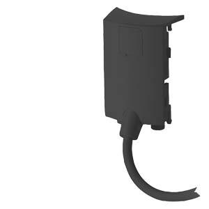 ASY6AL50B - Соединительный кабель, 0...10 В, Тип 5, 5 м, чёрный Siemens