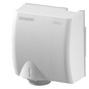 QAD2012 накладной датчик температуры Pt1000 Siemens