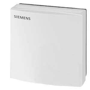 QFA1000 комнатный датчик влажности (гигростат) Siemens